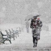Завтра на Прикарпатті випаде сніг, – синоптики