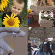 Підняв очі на маму, видихнув і помер: шокуючі подробиці смерті 4-річного Назара