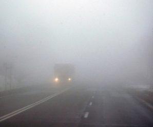 Туман і сильний вітер. На Прикарпатті оголосили штормове попередження