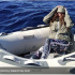 Туристка дві доби провела у відкритому морі, від смерті її врятували льодяники