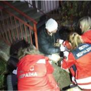 У Франківську чоловік впав у каналізацію і залишився живим (ФОТО)