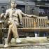 У Франківську встановлюють пам'ятник фінансовому генію, директору Федерального резерву США Артуру Бернсу (фото)