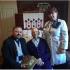 Найстарший ветеран ОУН та УПА отримав від Карітасу Івано-Франківська ліки та продукти харчування