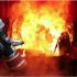 У франківській багатоповерхівці загорівся непотріб мешканців будинку (ФОТО)