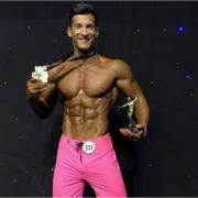 Прикарпатець став чемпіоном світу з бодібілдингу (ВІДЕО)