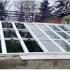 У Франківську ремонтують дах теплиць екологічної станції