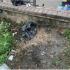 У Франківську сквер біля вокзалу забруднюють відходами та екскрементами (ФОТО)
