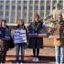 Україна без шкуродерень: у Франківську люди вимагають зупинити вбивства тварин заради шуб (ФОТО)