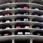 У Франківську з'явиться перший багаторівневий паркінг