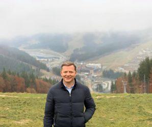 Як відомий політик Олег Ляшко відпочивав у Карпатах (ФОТО)