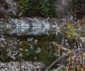 У Карпатах утворилось нове озеро глибиною 10 метрів. ФОТО