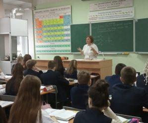 Визначили найкращих вчителів хімії, історії та образотворчого мистецтва у Франківську