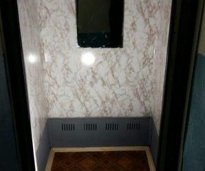 За кошти, отримані від сортування сміття, калушани відремонтували ліфт (ФОТО)