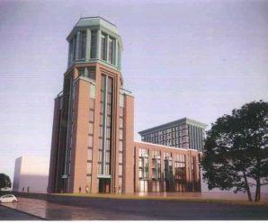У Калуші замість кінотеатру планують збудувати житлово-комерційно-розважальний комплекс (ФОТО)