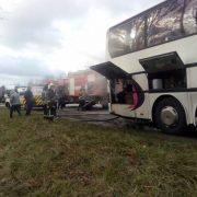 Збирали по частинах: спливли огидні подробиці страшної аварії українського автобуса в Польщі. Страшно дивитися!