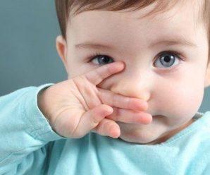 Позбавляємо дітей від нежиті. Швидкий спосіб