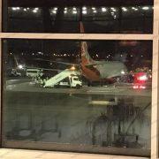 В Єгипті загорівся літак з українськими туристами