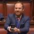 В Італії депутат просто під час виступу освідчився коханій (відео)