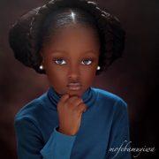 Пам'ятаєте цю неймовірно красиву 5-річну дівчинку? ЇЇ визнали найпрекраснішою дитиною в світі. Ось як виглядає тепер