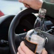 З 1 січня за водіння в нетверезому стані – кримінальна відповідальність
