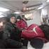 У центрі Франківська муніципали та медики рятували п'яного чоловіка