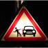 На Прикарпатті водій мікроавтобуса збив жінку