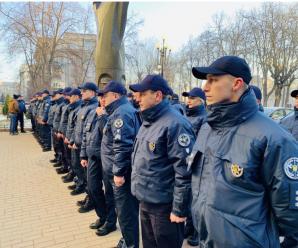 В Івано-Франківську ще 45 працівників Служби судової охорони склали присягу (ФОТО)