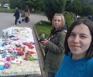 Калуська волонтерка просить приміщення для благодійності