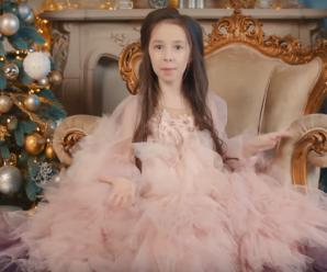 Маленька співачка з Івано-Франківська презентувала нову відеороботу «Диво»
