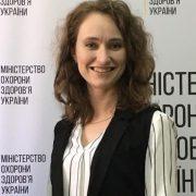 Франківчанка йде з посади заступниці Мінохорони здоров'я