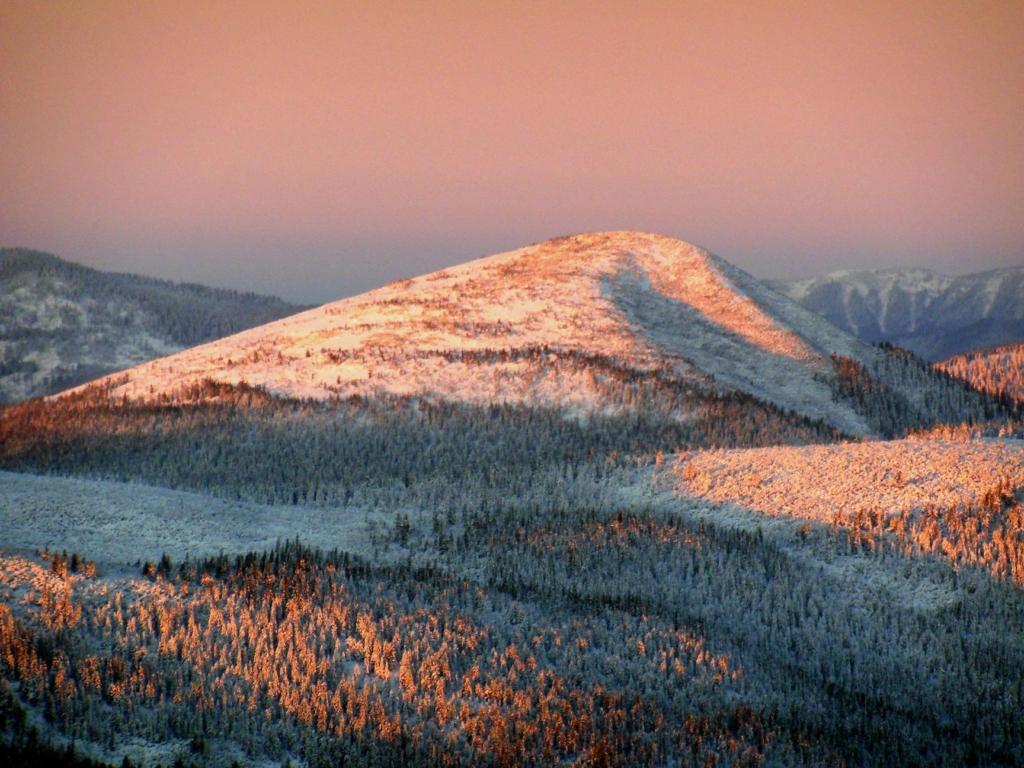 Франківець пішов у похід на милицях заради неймовірних фото зимових Карпат 19