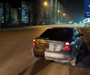У Франківську патрульні виявили два автомобілі з підробленими документами