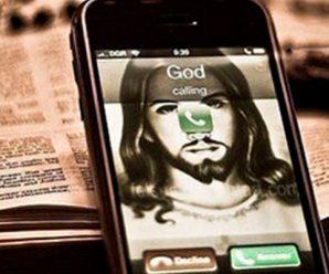 Богу поздвонила душа, щоб виконати своє заповітне бажання. Цю притчу потрібно прочитати кожному саме зараз