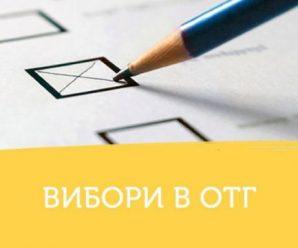 Вибори на Прикарпатті: хто очолив шість новостворених ОТГ