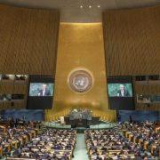 Підтримали 63 країни. Генасамблея ООН прийняла резолюцію, що закликає РФ вивести війська з Криму