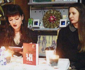Івано-франківська поетка Аля Гулієва – переможниця Міжнародного поетичного конкурсу «Гайвороння» – презентувала свою книжку поезій «З Нерва»