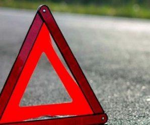 На Коломийщині сталася аварія