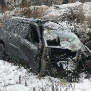 Жінку викинуло прямо під колеса автобуса: на Тернопільщині смертельна аварія (фото)