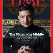 Time помістив Зеленського на обкладинку: чим президент України вразив США