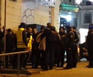 Вбивство Шеремета: в центрі столиці влаштували слідчий експеримент (фото)