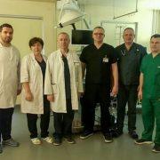 У Франківську вперше провели складну операцію на підшлунковій залозі