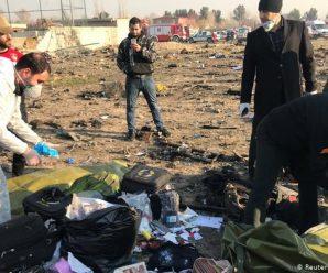 New York Times показало відео ракетного удару по українському літаку в Ірані(ВІДЕО)