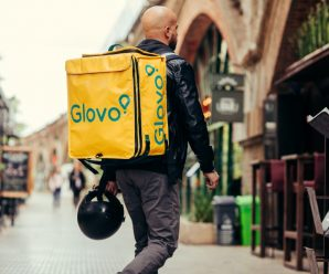 У Франківську запустився сервіс доставки Glovo. Як він працюватиме?