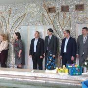 У Делятинському ліцеї відкрили басейн для дітей