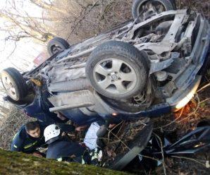 Загинула мама водія: поліція повідомила деталі аварії на Рогатинщині