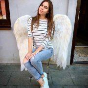 """""""Я вірю, що я можу літати"""": останній пост загиблої борпровідниці Валерії Овчарук вразив усіх"""