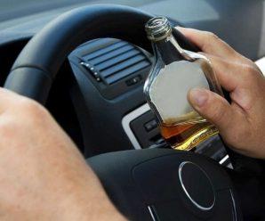 З 1 січня за нетверезе водіння передбачена кримінальна відповідальність