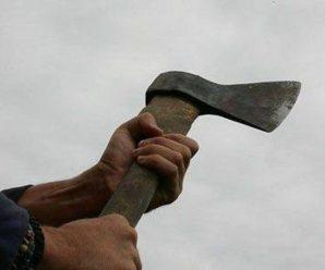 На Прикарпатті чоловік вбив та спалив свою сусідку, бо не позичила 50 гривень (ВІДЕО)