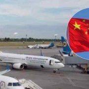 Повернення з пекла. Прибув літак з евакуйованими людьми з Китаю. Проводиться огляд