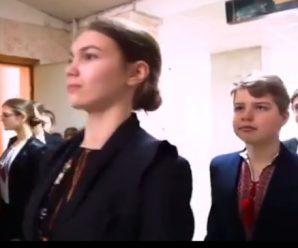 """""""Я з України!"""": школярі зняли відео на підтримку української мови і """"підірвали"""" мережу"""